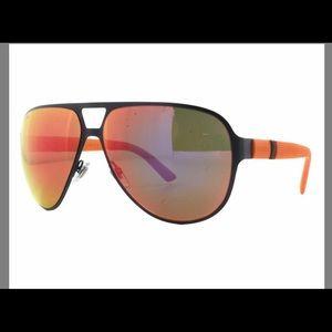 GUCCI Men's Sunglasses GG 2252/S RC2UZ Orange/Red
